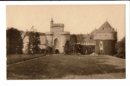 CPA - Carte Postale -Belgique Gaesbeek - Le Château Vu De L'Esplanade  VM572 - Lennik