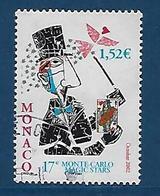 "Monaco YT 2367 "" Magic Stars "" 2002 Oblitéré - Monaco"