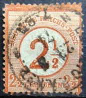ALLEMAGNE Empire                   N° 28                     OBLITERE - Deutschland