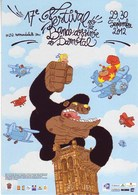Thèmes. BD. Bandes Dessinees. Festival De La BD Darnetal 2012. King Kong & Veines Urbaines & 2018 - Bandes Dessinées