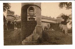 CPA - Carte Postale -Belgique Gaesbeek - Le Château -Aile Gauche - Tour De Lennick  VM573 - Lennik