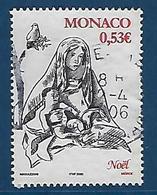 "Monaco YT 2505 "" Noël "" 2005 Oblitéré - Monaco"
