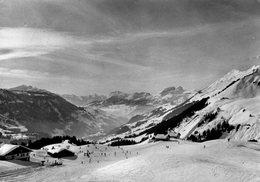 Les Diablerets - Perle Des Alpes Vaudoises - Champs De Ski D'Isenau - VD Vaud
