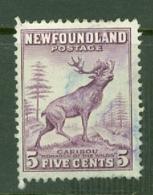Newfoundland: 1941/44   Pictorial  SG280a   4c   [Perf: 12½]   Used - Newfoundland