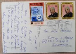 Gibraltar Denmark - Gibraltar