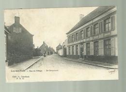 "-*1 X LOO-TEN -HULLE         * -"""" Dorpstraat  -/ Rue Du Village """"- - Aalter"