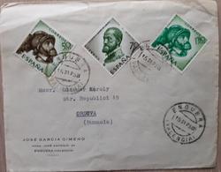 Spain Rumania 1958 - Spain