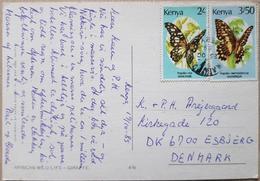 Kenya Denmark - Kenya (1963-...)