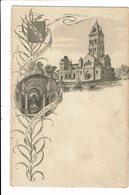 CPA - Carte Postale -FRANCE -Fontaine-les-Dijon -Maison De St Bernard VM576 - Dijon