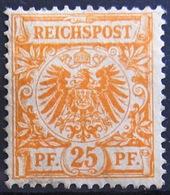 ALLEMAGNE Empire                   N° 49                     NEUF* - Allemagne
