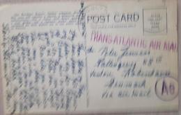 USA Denmark 1940 Censored - United States
