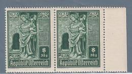 AUSTRIA  AUTRICHE ÖSTERREICH MNH** 1946   S. STEFANO 8+32  GR PAAR - 1945-.... 2ème République