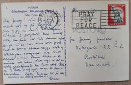 USA Peekskill Denmark 1963 - United States