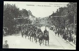 CPA 71 - Tournus - Fêtes Du Centenaire - Le Défilé  - Bourgeois Frères Chalon Sur Saône - Autres Communes
