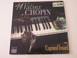Chopin, 14 Valses Par Raymond Trouard - (Titres Sur Photos) - Vinyle 33 T LP - Classical