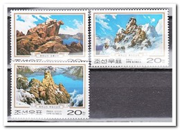 Noord Korea 2000, Postfris MNH, Paektu Mountains - Afghanistan