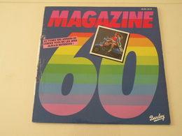 Magazine 60 Tubes Des Années 60 - (Titres Sur Photos) - Vinyle 33 T LP - Compilations