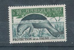 N° 96A Y&T- Protction De La Faune - Le Lamantin - Niger (1960-...)