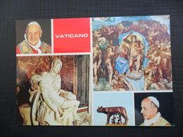Italy, ROMA Villa Borghese - Il Laghetto Pope Papi Papa - Vatican