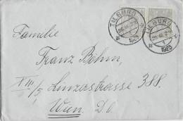 1923 - NEDERLAND - ENVELOPPE De TILBURG => WIEN (AUSTRIA) - 1891-1948 (Wilhelmine)