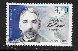 FRANCE 3171 Centenaire De La Mort Du Poète Stéphane Mallarmé . - France
