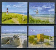Deutschland FnBL 'Nordsee, Leuchtturm Möwe Seehund Strandkorb' / Germany 'North Sea, Lighthouse Gull Seal' **/MNH 2018 - Briefmarken