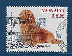 """Monaco YT 2481 """" Exposition Canine """" 2005 Oblitéré - Monaco"""