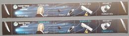 Tonga - YT N°615 à 624 - Passage De La Comète De Halley / Espace - 1986 - Neufs - Tonga (1970-...)