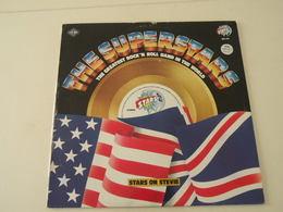 The Super Stars 1981 - (Titres Sur Photos) - Vinyle 33 T LP - Hit-Compilations