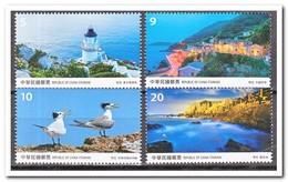 Taiwan 2017, Postfris MNH, Nature, Lighthouse, Birds - Ongebruikt