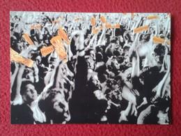 SPAIN POSTAL POST CARD CARTE POSTALE PUBLICITARIA PUBLICIDAD ADVERTISING GENTE PEOPLE JOVEN YOUNG VER FOTO Y DESCRIPCIÓN - Publicidad