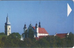 TARJETA TELEFONICA DE BIELORRUSIA. (005). - Wit-Rusland