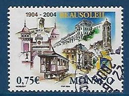 """Monaco YT 2423 """" Ville De Beausoleil """" 2004 Oblitéré - Monaco"""