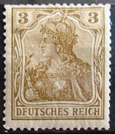 ALLEMAGNE Empire                   N° 67a                     NEUF* - Allemagne