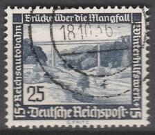 Deutsches Reich    .      641      .       O        .      Gebraucht - Gebraucht
