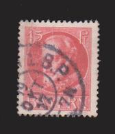 BARVARIA Scott # 101 Used - Bavaria