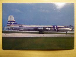 CANADAIR CL 44     WRANGLER AVIATION  N104BB - 1946-....: Era Moderna