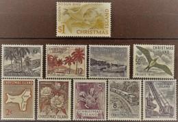 Christmas Island, 1963, 11/20, Freimarken: Landschaften, Pflanzen Und Tiere. MNH ** - Christmas Island
