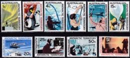 Australishe Antarktis., 1966, 8/18, Minus 5 Cent,  Freimarken: Forschung In Der Antarktis, MNH ** - Ungebraucht