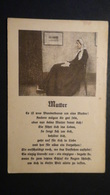 "Germany - Spruchkarte - Mutter - ""Bunte Reihe"" Nr. 1 - Look Scans - Frauen"