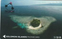 Solomon Is. - Kasolo Island Or Kennedy Island - 01SIC - Solomoneilanden