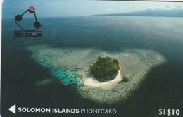 Solomon Is. - Kasolo Island Or Kennedy Island - 01SIC - Salomon