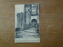 """Rade De Morlaix , Château Du Taureau , Le Pont-levis """""""" Carte Animée """""""" - Morlaix"""