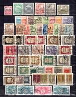 Fiume Belle Collection D'oblitérés 1919/1923. Nombreuses Bonnes Valeurs. B/TB. A Saisir! - Fiume