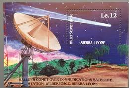 Sierra Leona - YT BF N°44 - Passage De La Comète De Halley / Espace - 1986 - Neuf - Sierra Leone (1961-...)