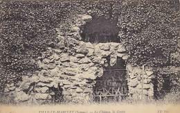 80 - VILLE-le-MARCLET - Le Château , La Grotte - - France
