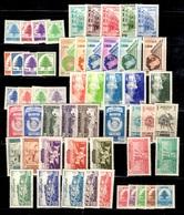 Liban Belle Collection Neufs ** MNH 1948/1956. Séries Complètes Et Bonnes Valeurs. TB. A Saisir! - Liban