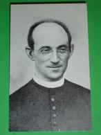 Don GAETANO SOLARO Desio Airuno,Lecco / Cappellano Coadiutore AIZURRO /santino Da Foto - Santini