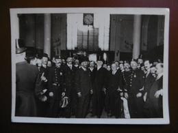 JEAN CHARCOT RETOUR DU POLE SUD A LA GARE St LAZARE PHOTO 18 X 13 - Personnes Identifiées