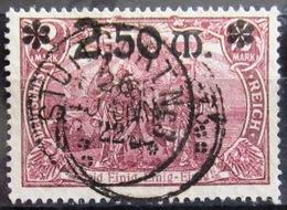 ALLEMAGNE Empire                   N° 118                     OBLITERE - Allemagne